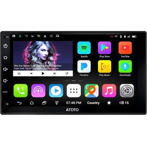 ATOTO A6 Pro A6Y2721PR Best Car Stereo With A Backup Camera