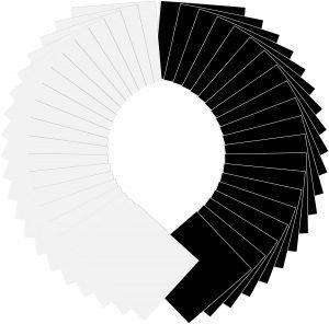 EZ Craft Permanent Adhesive Vinyl Sheets