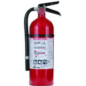 Kidde 21005779 Pro Best Fire Extinguisher