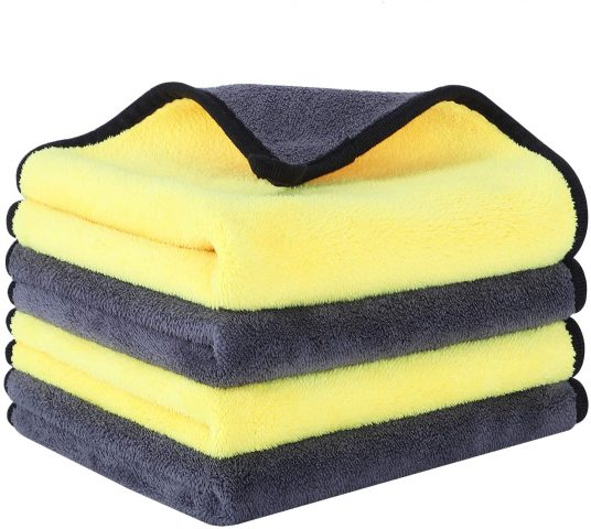 Chars Multipurpose Microfiber Cleaning Cloths