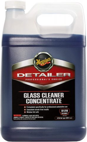 Meguiar's Glass Cleaner Concentrate