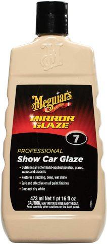 Meguiar's Mirror Glaze Show Car Glaze