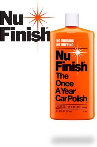 Nu-Finish NF-76 Liquid Car Polish
