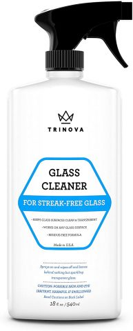 TriNova Store Premium Glass Cleaner
